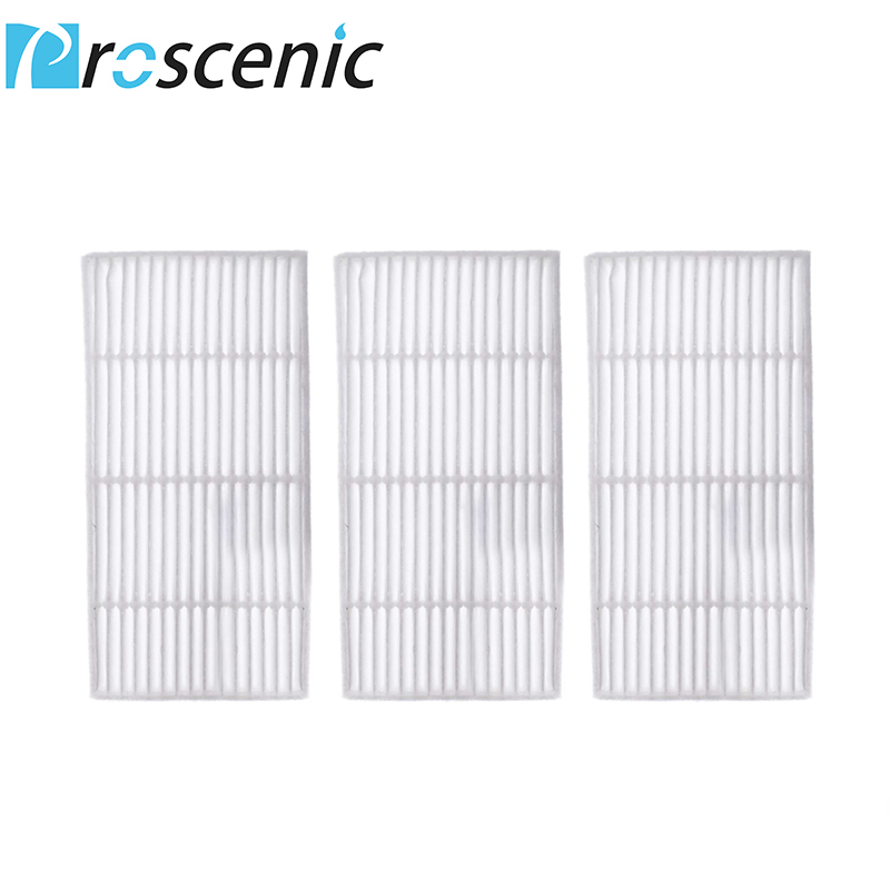 Robot Accessories Proscenic 811GB HEPA Filter Pack Of 3