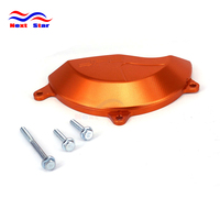 Motorcycle Accessories CNC Aluminium Right Side Engine Case Cover Protector Guard For KTM SXF450 13 15