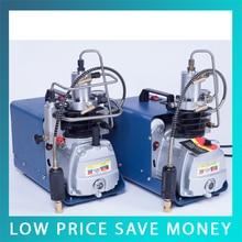 1.8KW с водяным охлаждением Электрический воздушный компрессор для пневматики Подводное винтовка PCP Надувное