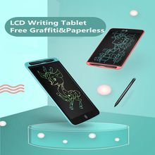 A3 10inch LCD Screen Children's Writing Tablet Notepad Electronic Handwriting Office Pad Waterproof Screen Lock One-click Toys стоимость