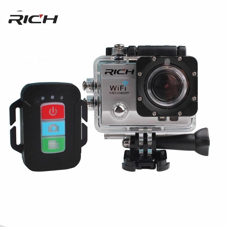 Sport & Action-videokamera Verantwortlich 10 Teile/los 4 Karat Wifi Action Kamera Sj8000r 4 Karat/30fps 1080 P/60fps 720 P/120fps 2,0 170d Helmet Cam Mini Wasserdichte Kamera Unterhaltungselektronik