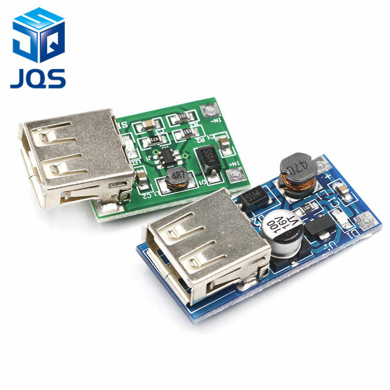 DC-DC ชาร์จ USB Boost Power Boost โมดูล 0.9 V ~ 5 V to 5 V 600MA USB power Boost Board