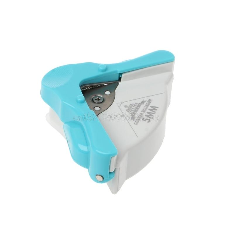 Бумага резак Угловой дырокол для скругления углов филе Radius 5 мм карта фото коробка Триммер Инструмент Бумага резак D14 Перевозка груза падения