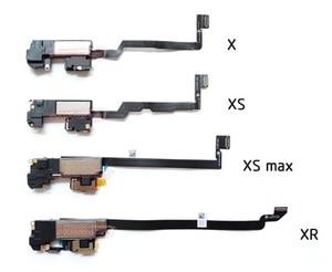 Image 1 - Наушники для iPhone X / XS / XSM Max XR XSMax 11 11PRO MAX, динамик с датчиком приближения, гибкий кабель