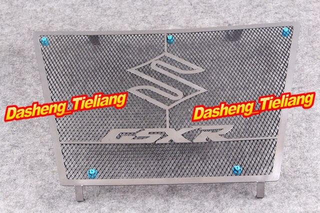 Для Suzuki 2009 - GSXR 1000 GSXR1000 мотоцикл холодильная камера радиатор отопления решетка гвардии крышка протектор, Запчасти запчасти аксессуары