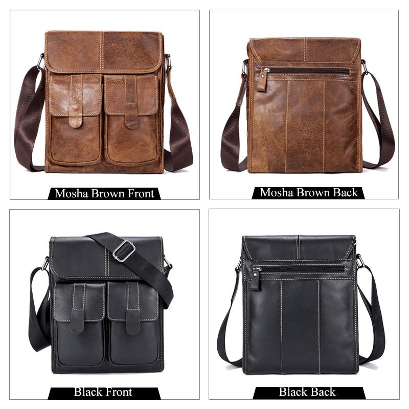 Messenger Günstige Mannen Bags Kaufen Tas Lederen Tassen Westal W2IEDH9