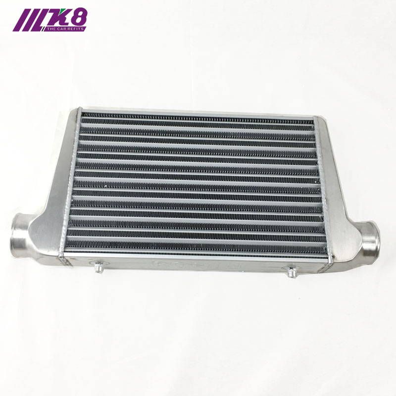 Front Mount intercooler 450*300*76mm Universal Turbo Intercooler bar&plate OD=76mm RODINFront Mount intercooler 450*300*76mm Universal Turbo Intercooler bar&plate OD=76mm RODIN