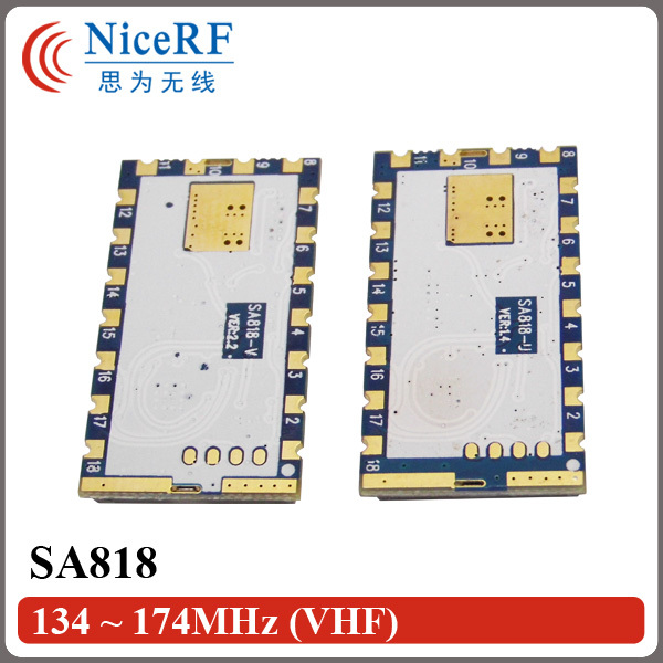2PCS / Lot SA818 Nova generacija RDA1846S Chip VHF 134 ~ 174MHz / UHF - Voki-toki - Foto 5