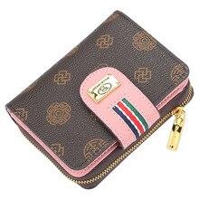 Dámska peňaženka 5farieb Women Short Wallet
