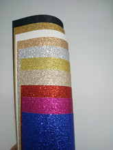 20 Pieces 12*12 Scrapbook Glitter Paper Cardstock Craft Cards Decoration