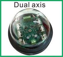 DC24V dual axis sun tracker controllers unit solar tracker