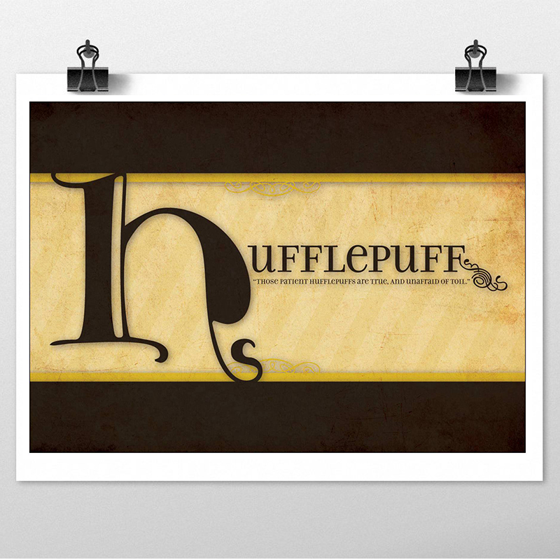 Harry Potter Party Supplies College kids Toy Coated posters Painting ...
