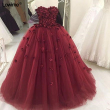 Sexy Arabic Long Muslim Burgundy Ball Gown Formal Evening Prom Party Dress Abiye Turkish Gowns Dresses Abendkleider 2018