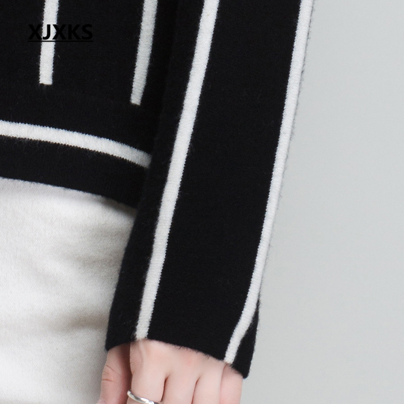 Des Hiver Tricoté Lâche Femmes Confortable Col Laine Automne 100 Roulé Pull Taille Xjxks La Plus 2019 Nouveau À Noir IqgRF