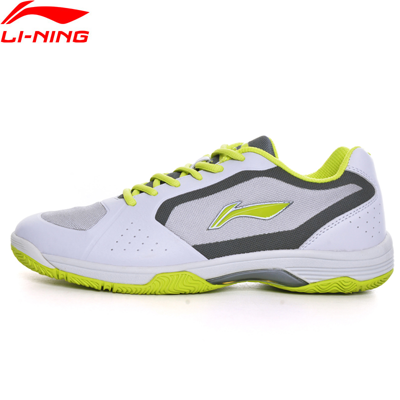 Li-Ning Men's Table Tennis Shoes Breathable In Door Sneakers Wear-Resistance LiNing Sports Shoes APPH005 YXT014 original li ning men professional basketball shoes