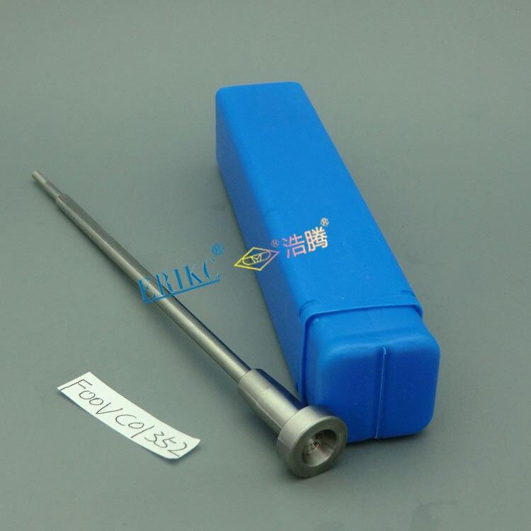 Injecteur buse 0445110274 assemblée vannes moteur F 00 V C01 352, F00VC01 352 buse valve FOOVC01352