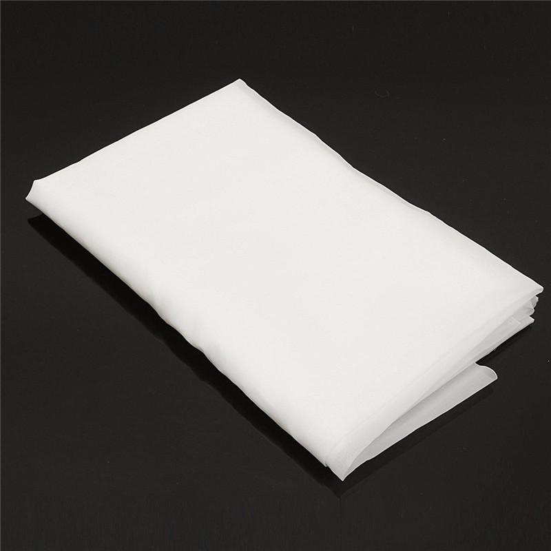 1m x 1m Nylon Filtration Sheet White 200 Mesh Water Oil IndustrialFilter Cloth 40-Inch Vacuum Cleaner Parts Durable Quality white nylon filtration sheet 200 mesh water oil industrial filter cloth 1mx1m 40 inch vacuum cleaner parts durable quality