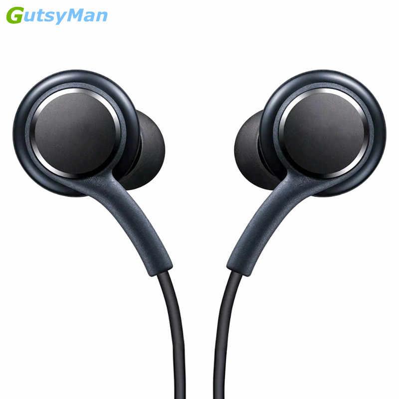 GutsyMan S8 、耳の耳芽イヤホンノイズ iphone 6 のためのインナーイヤー型を分離する Xiaomi サムスン S8 S8 + 注 8