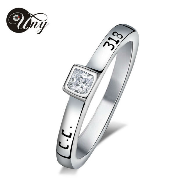 Uny ring 925 silver mothers personalized rings anniversary gift uny ring 925 silver mothers personalized rings anniversary gift birthstone ring custom wedding engagement bff promise junglespirit Gallery