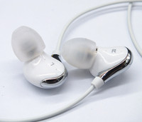 XE800 Hi FI Music MIC Headphone Sports Running Stereo Headset Catheter Can Be Automatically Adjusted Ear