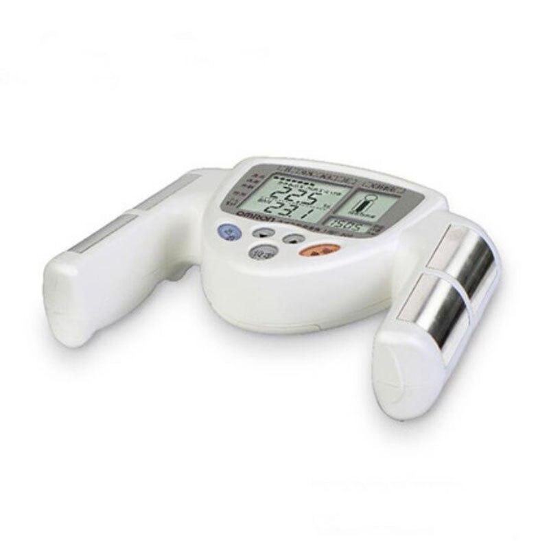 Instrument de mesure de la graisse corporelle de haute qualité BMI mâle et femelle instrument de mesure de la graisse corporelle, test de graisse à la main taux de graisse LCD - 3