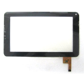 New 12pins Capacitive touch screen panel Digitizer Glass Sensor 7 Assistant AP700 AP-700 AP-711 AP711 Tablet Free Shipping image