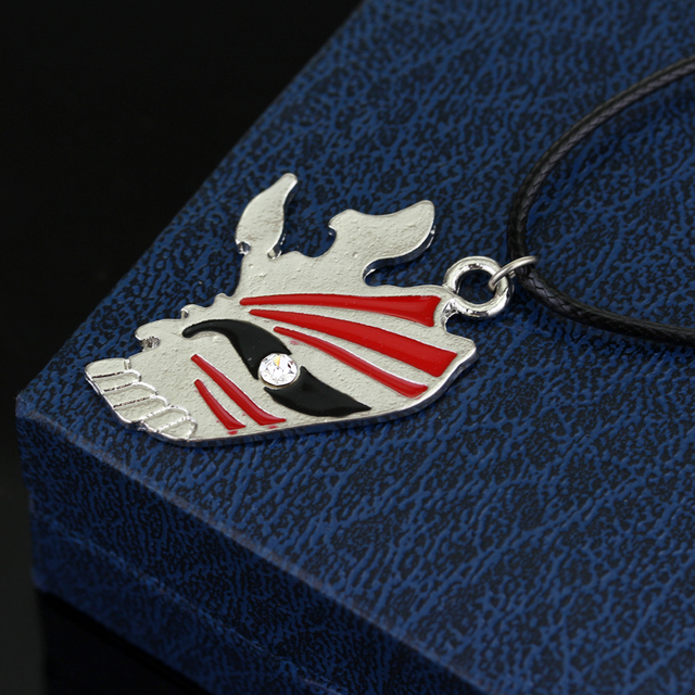 Tokyo Ghoul Leather Rope Necklace Pendant