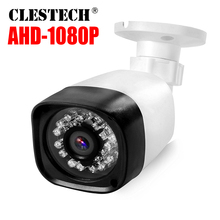 All Full 3000TVL AHD MINI CCTV Camera 720P 960P 1080P SONY IMX323 2MP digital IR Infrared Outdoor waterproof ip66 With bracket цена