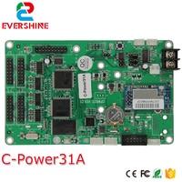 Oferta C Power31a video asincrónico LED controlador de pantalla WIFI inalámbrico apoyo interior y al aire libre