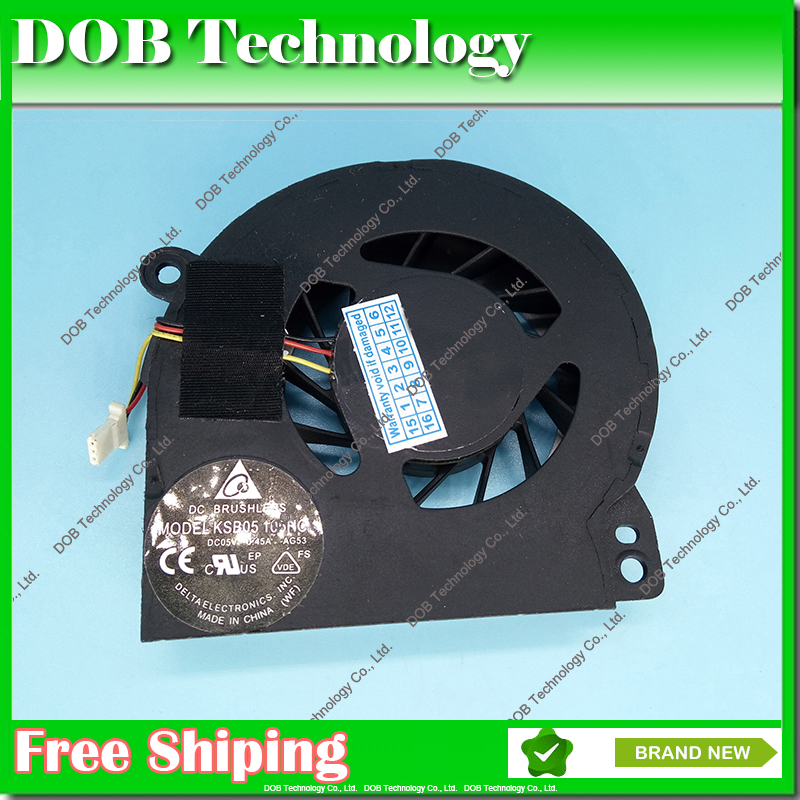 New CPU Cooling Fan For Dell INSPIRON 1470 14Z 0202K GB0507PGV1-A Laptop fan