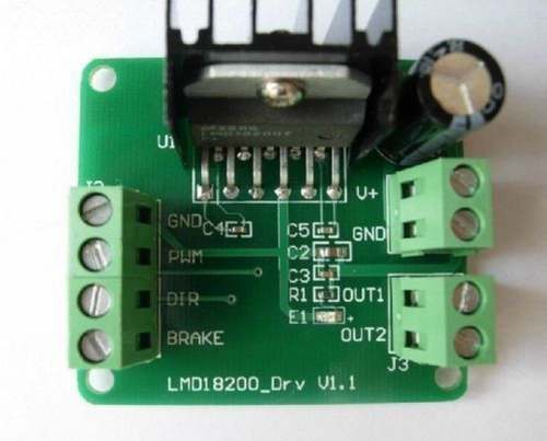 SG3525A PWM Controller Module Board Frequency Adjustable