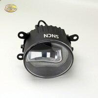SNCN Led fog lamp for Mitsubishi ASX RVR 2013 2014 2015 daytime running lights DRL Driving lamp