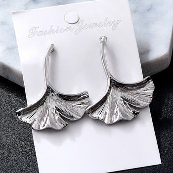 Fashion Metal Dangle Earrings Earrings Jewelry Women Jewelry Metal Color: M38171