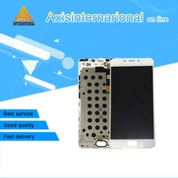 Axisinternational LCD Screen Display Touch Digitizer With Frame For Meizu M3E Meilan E White Black Free