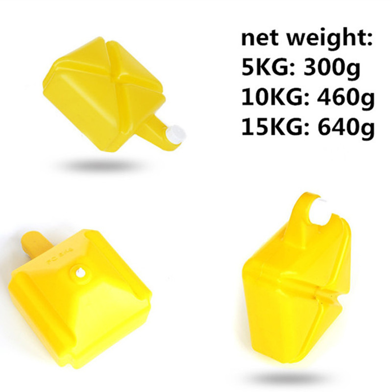 Square spray waterpot liquid tank shockproof DIY FPV 5L 5G 10L 10G 15L 15G for Agricultural