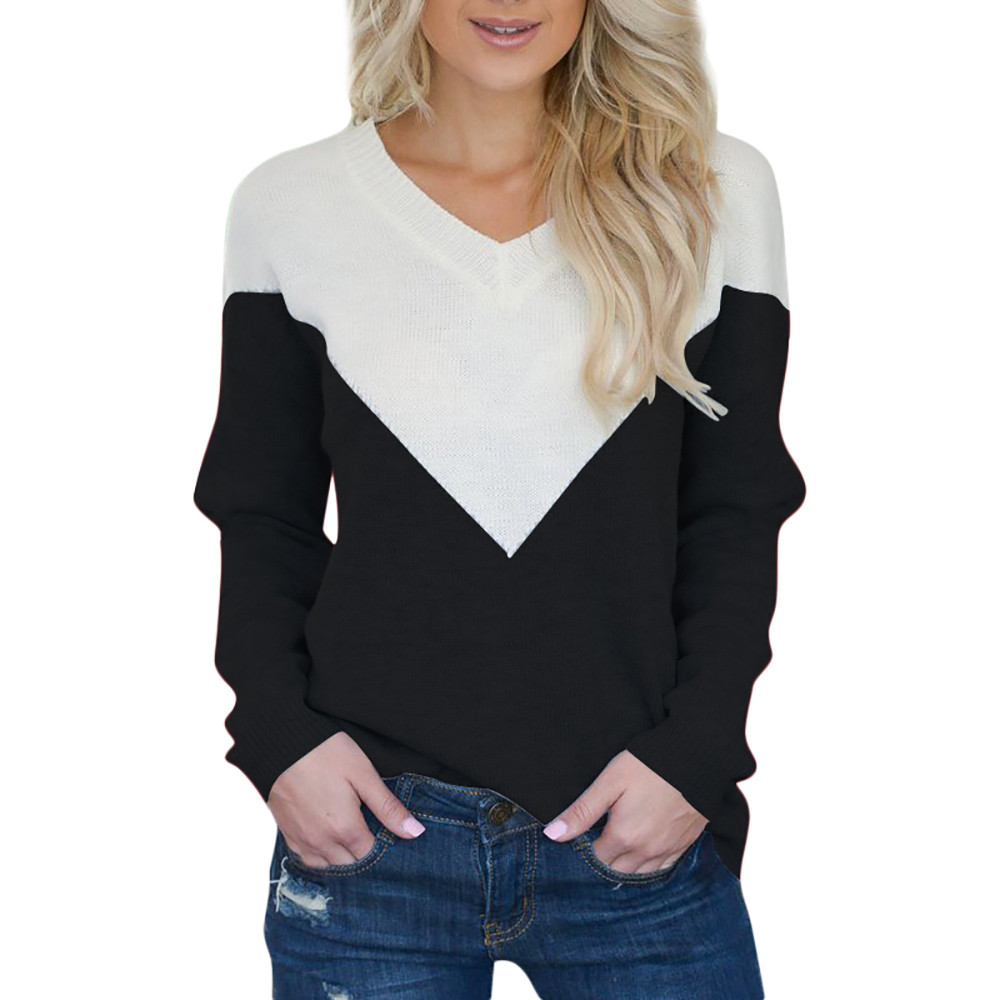 Autumn Winter Sweater Women 2020 Knit High Elastic Jumper Women Sweaters And Pullovers Female Black Tops Pull Femme F40