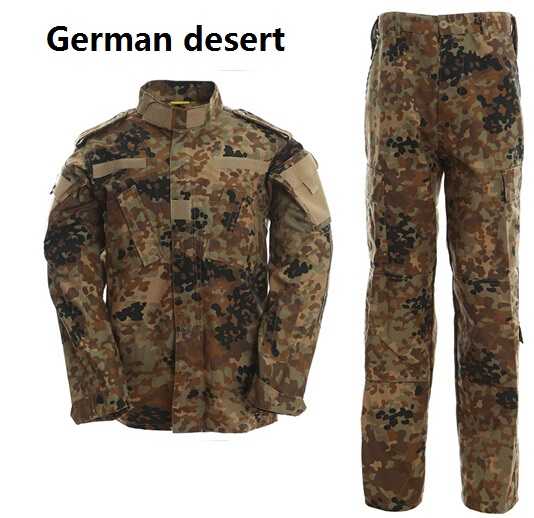 Men Hunting Airsoft Ghillie Suit Combat Long Sleeve Shirt Field Jacket Coat Cargo Pant Military BDU Tactical Uniform Clothes Set advanced trauma model for medical training bix j110 w063