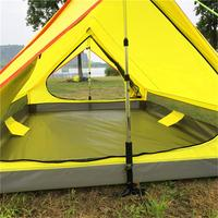 Outdoor Rodless Portable A Shaped Camping Tent Single Layer Tent Ultra Light Outdoor Equipment Camping Supplies
