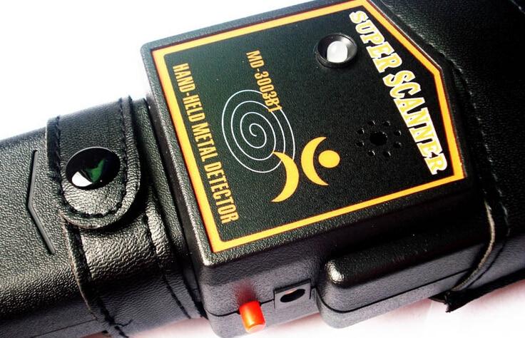 TANIO Poręczny ręczny wykrywacz metali Profesjonalny skaner o - Przyrządy pomiarowe - Zdjęcie 5