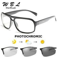 67b555f01fbb0 WBL Photochromiques Lunettes De Soleil Polarisées Hommes Lunettes de Soleil  Mâle HD Conduite Lunettes UV400 Caméléon