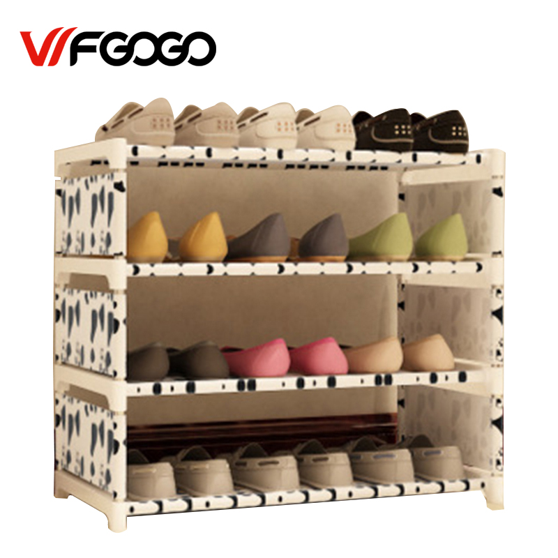 WFGOGO-Simple-Shoe-Cabinets-Ironwork-Multi-layer-Assembly-of-Shoe-Rack-with-Modern-Simple-Dustproof-Shoe-Cabinet-50cm-Hight-1