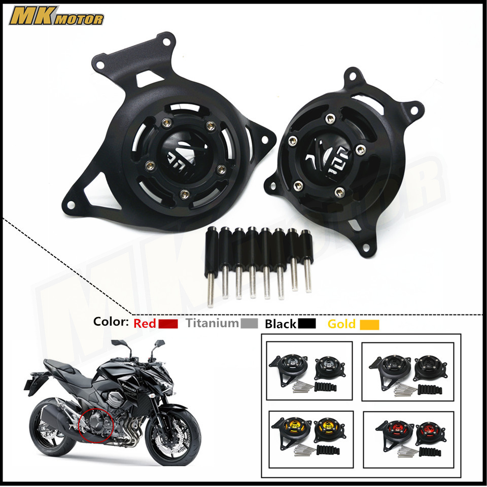 For KAWASAKI Z800 2013 2014 2015 Z 800 Motorcycle Accessories CNC Aluminum Engine Stator Cover Engine Protective Cover new products motorcycle engine protective protect cover stator engine covers for kawasaki zx10r 2011 2012 2013 2014 2015 2016