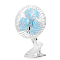 student dorm room small fan Bed Mini Clip fan Mute Household Electric fan bedside office Desktop fan