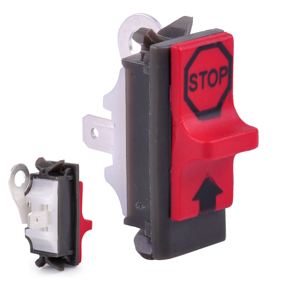 LETAOSK Gas Chainsaw Engine Motor Kill Stop Switch On-off Fit For Husqvarna 41 42 50 51 55 61