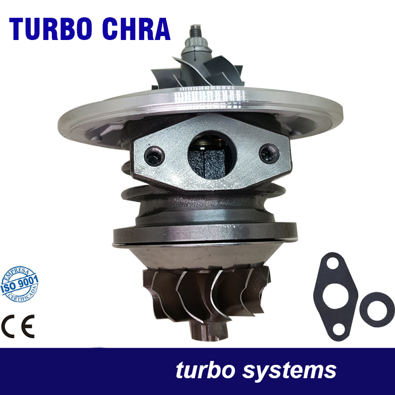 GT2052S Turbo Cartridge 727266 727266-5001S 452301-0001 727266-0001 Core Chra For Perkins JCB 3CX Industrial Engine  T4.40 4.0L