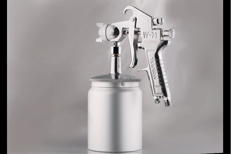 Paint Spray Gun Furniture Wood Automotive Paint Spray Gun Pneumatic High Atomized Paint Spray Gun