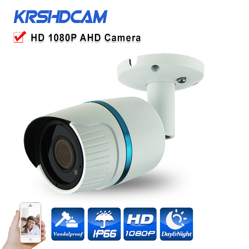 mini full HD 1080p analog AHD-H camera ov2710 outdoor waterproof IP66 security cctv cameras Night Vision HD Lens IR-CUT  delta dl 0715 silver black