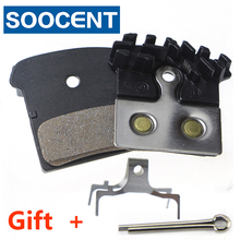 купить For SHIMANO J02a J03a Pads DEORE XT SLX DEORE J02a J04C Cooling Fin Ice Tech Mountain M785 M675 M7000 M8000 Bicycle Brake Pad по цене 840.84 рублей