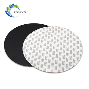 KINGROON 1PC Round Protect Printing Platform Sticker 200x200/220x220mm Tape 3D Printer Heated Bed Parts Reusable Film Heat Paper(China)