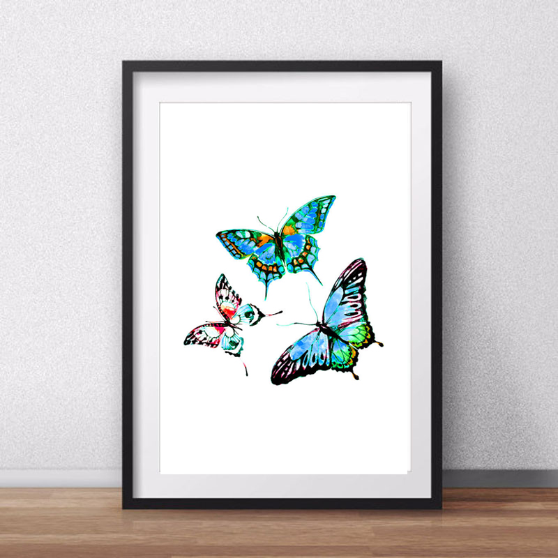 Wall Painting Price Compare Prices On Butterfly Wall Painting Online Shoppingbuy Low